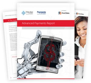 Advanced Payments Report 2012 cover