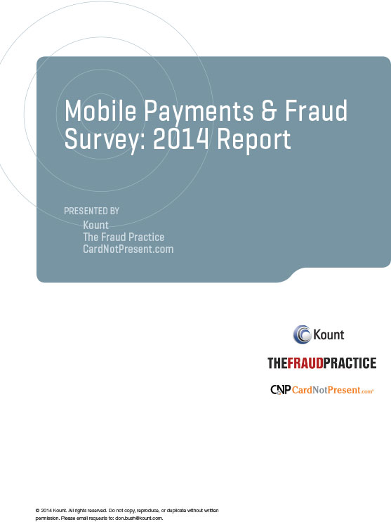 Image of Mobile-Payments-and-Fraud-Survey-2014 cover