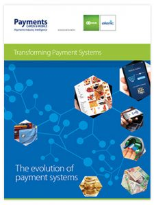 Transforming Payments Report Cover image