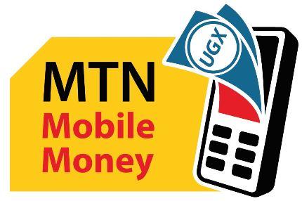 MTN Mobile money logo