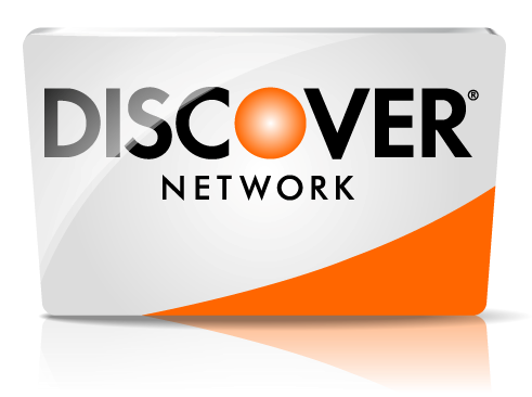 The Discover Global Network acceptance logo