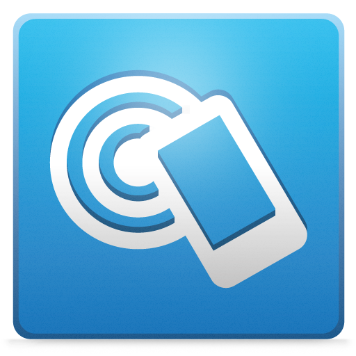 An Near Field Communication icon