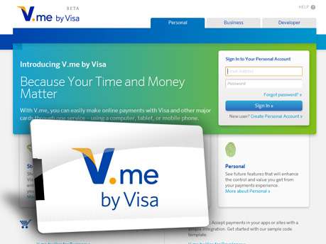 Nationwide first in the UK to launch V me digital wallet