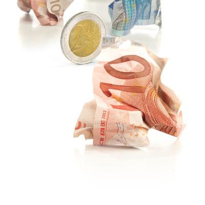 Cash usage