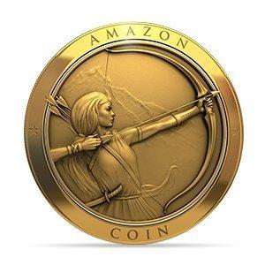 An Amazon Coin