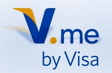 V.me logo