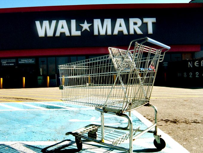 A WalMart