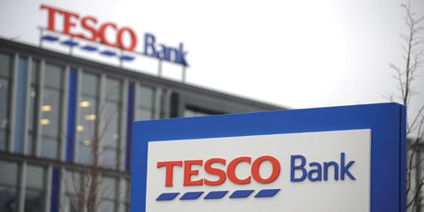 A picture of Tesco bank