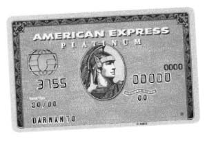 image of American Express card