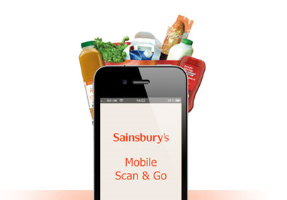 Sainsbury's Mobile Scan and Go image