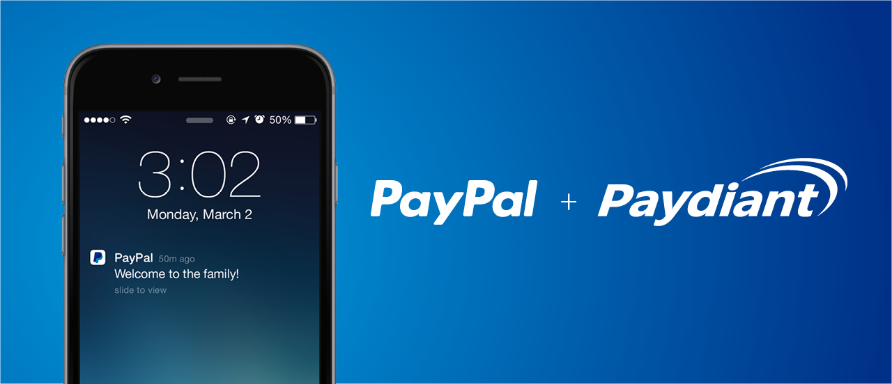 PayPal acquires mobile payments firm Paydiant