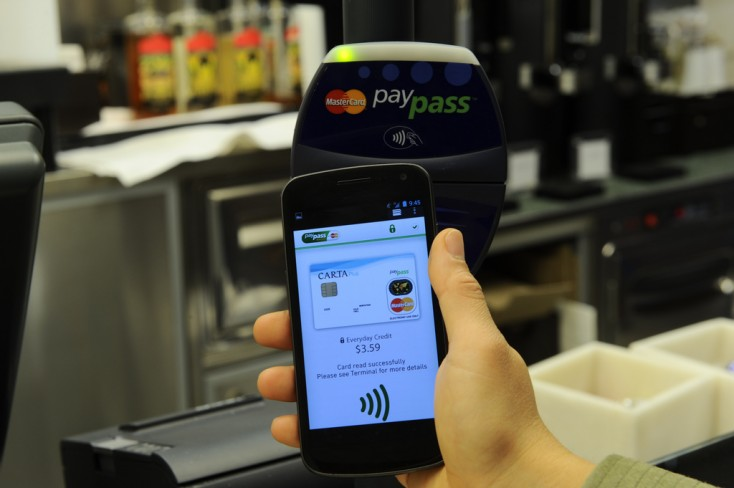 A quarter of Brits plan to make a mobile payment in the next 12
