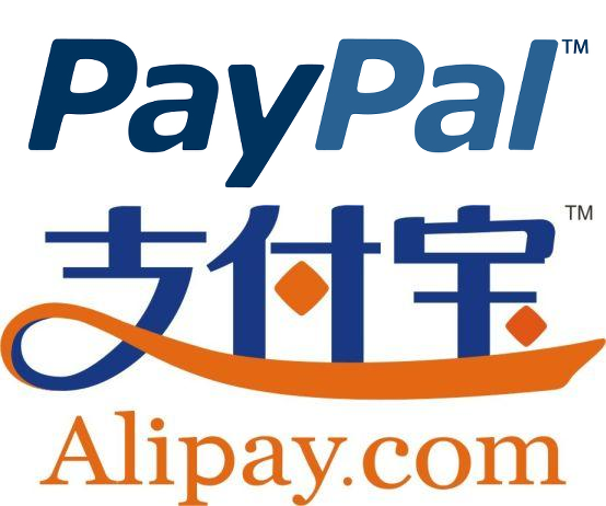 PayPal-Alipay