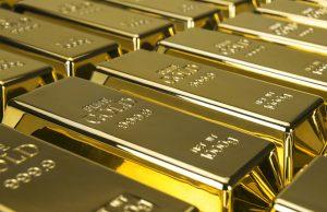Blockchain solution for gold