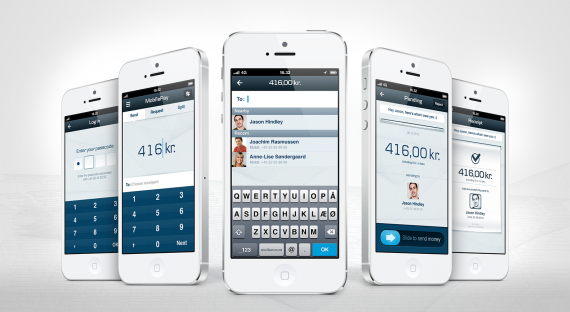 Danish banking collective launches nationwide mobile