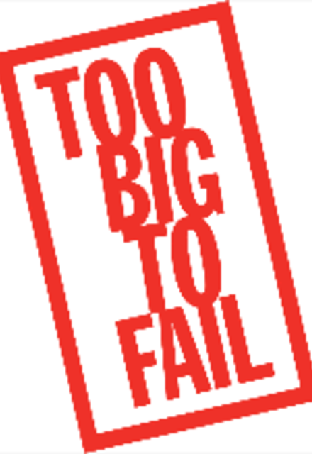 too big to fail problem solved