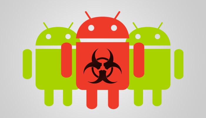 Android malware Fakedtoken