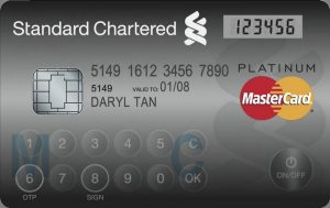 powered payment cards