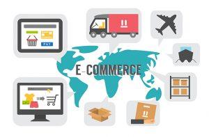 Global B2C e-commerce market
