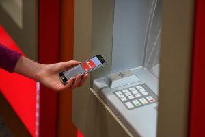 NFC ATM