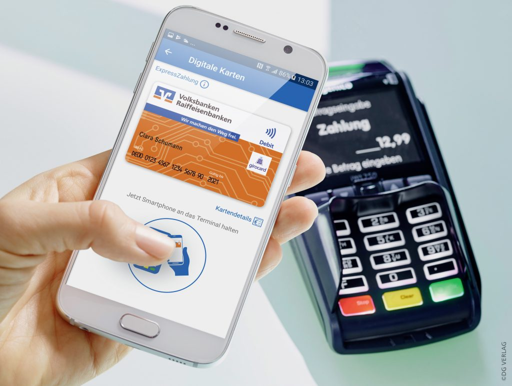 girocard mobile payments