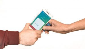Turning a smartphone into a payment terminal