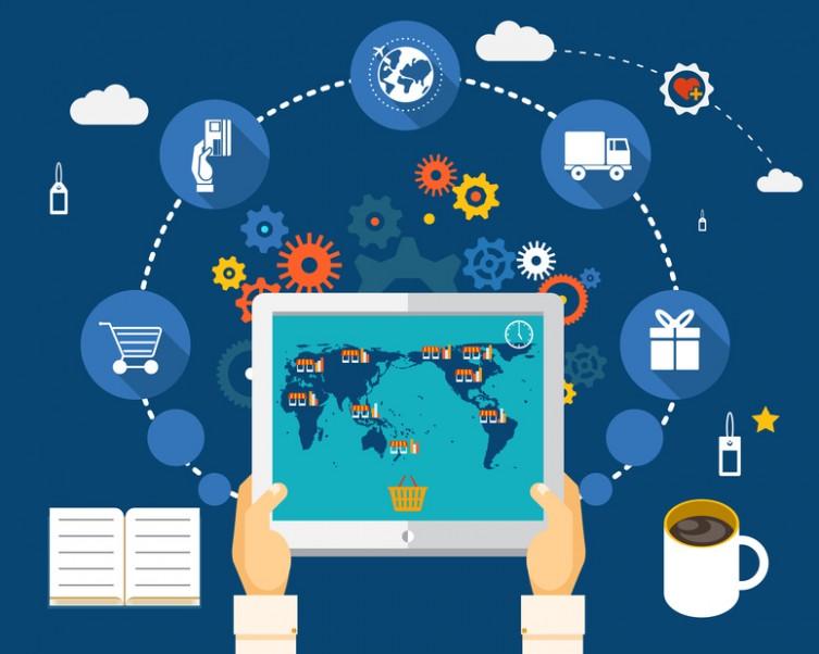 Amazon merchants sales: 25% are cross-border e-commerce transactions
