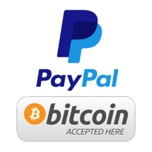 PayPal cryptocurrency payment