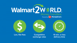 Walmart extends money transfer operation Walmart2world
