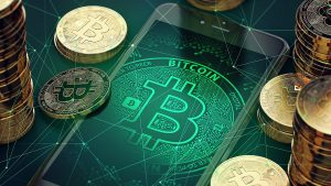 funds laundered through Bitcoin