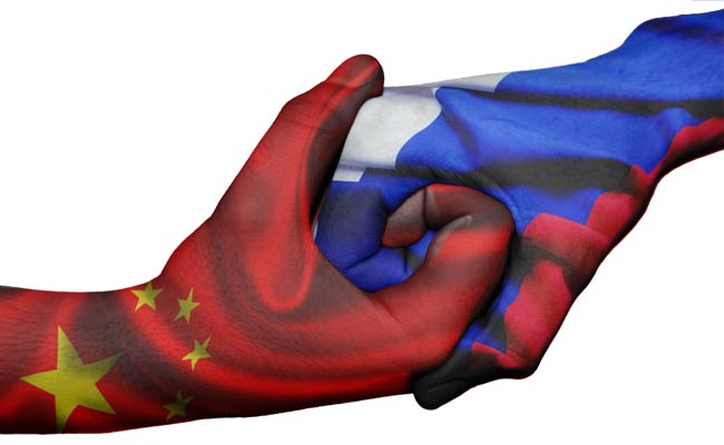 China and Russia