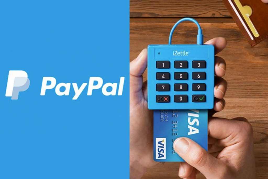 PayPal iZettle takeover