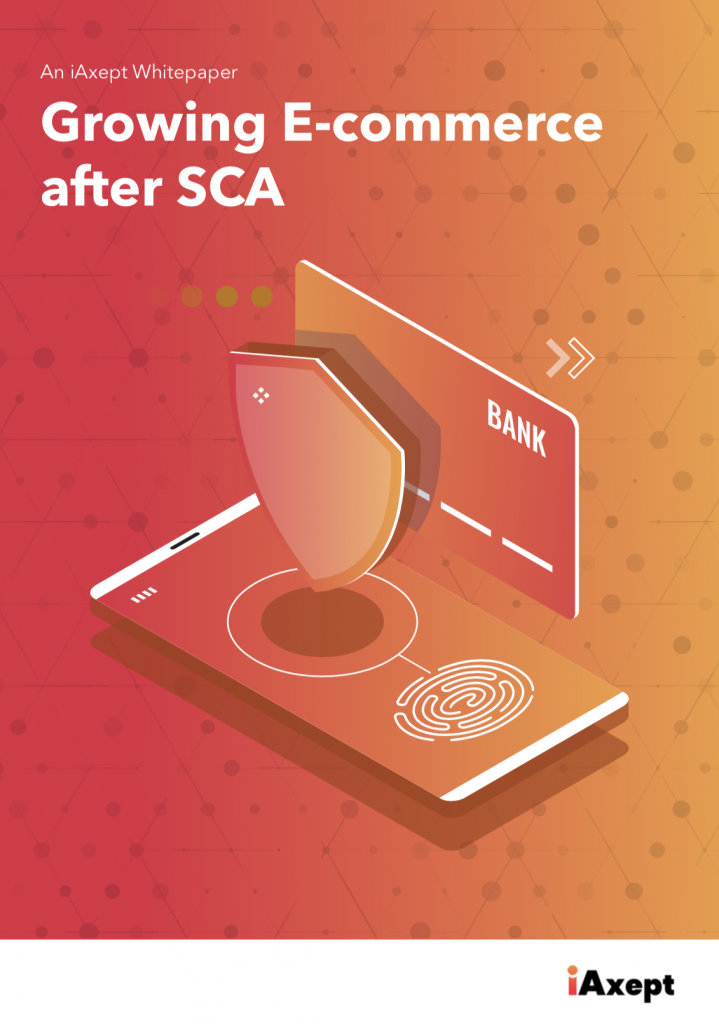 Growing E-commerce after SCA - iAxept Whitepaper