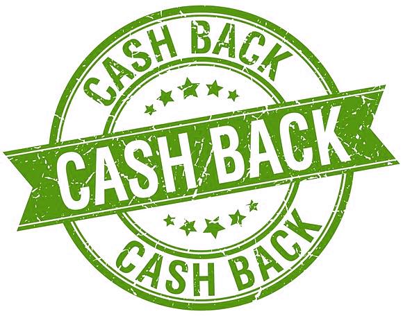 Mastercard cashback incentive