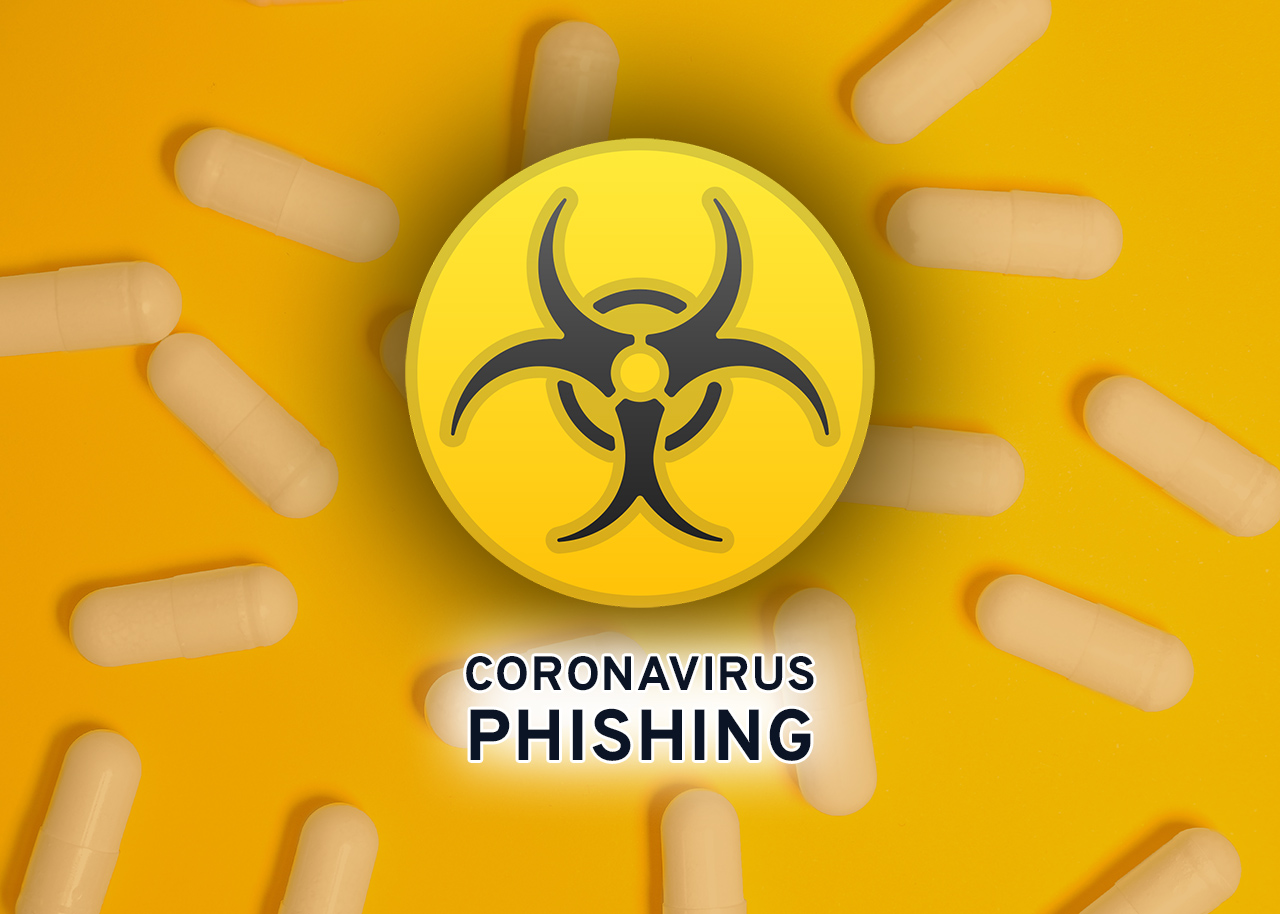 Image result for Coronavirus phishing