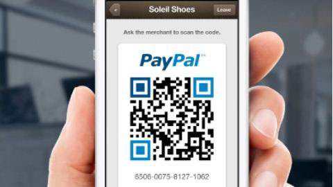 PayPal rolls out global QR code payment system 2020