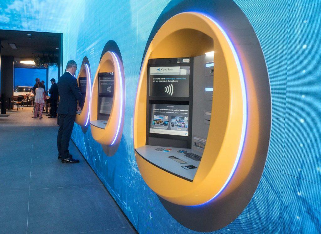facial recognition ATM