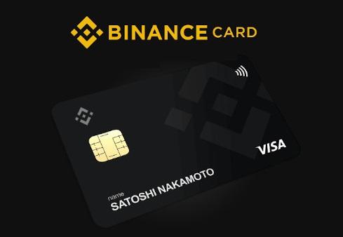 Binance rolls out Visa cashback cards