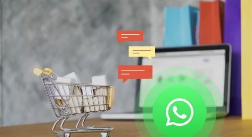 WhatsApp cart