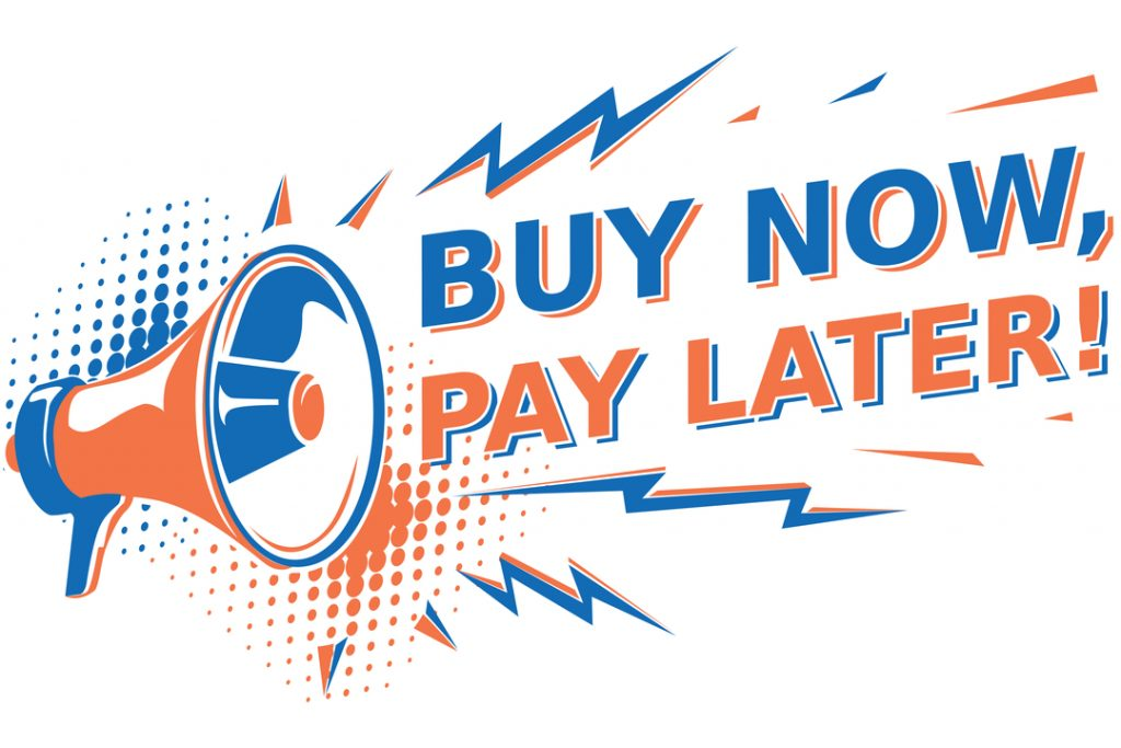 regulation of 'buy now, pay later'